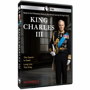 Post image for DVD Review: MASTERPIECE: KING CHARLES III (PBS)