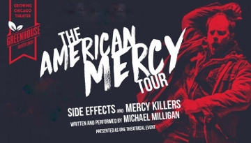 Post image for Chicago Theater Review: THE AMERICAN MERCY TOUR (Greenhouse Theater Center)