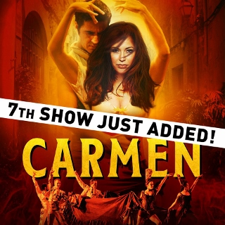Post image for Los Angeles Opera Preview: CARMEN (LA Opera at the Dorothy Chandler Pavilion)