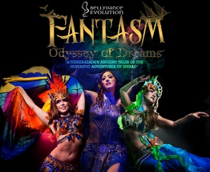 Post image for Los Angeles Dance Review: FANTASM—ODYSSEY OF DREAMS (Bellydance Evolution at The Ford Theatres)