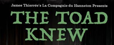 Post image for Theatre Review: THE TOAD KNEW (James Thiérrée's La Compagnie du Hanneton at Chicago Shakespeare)