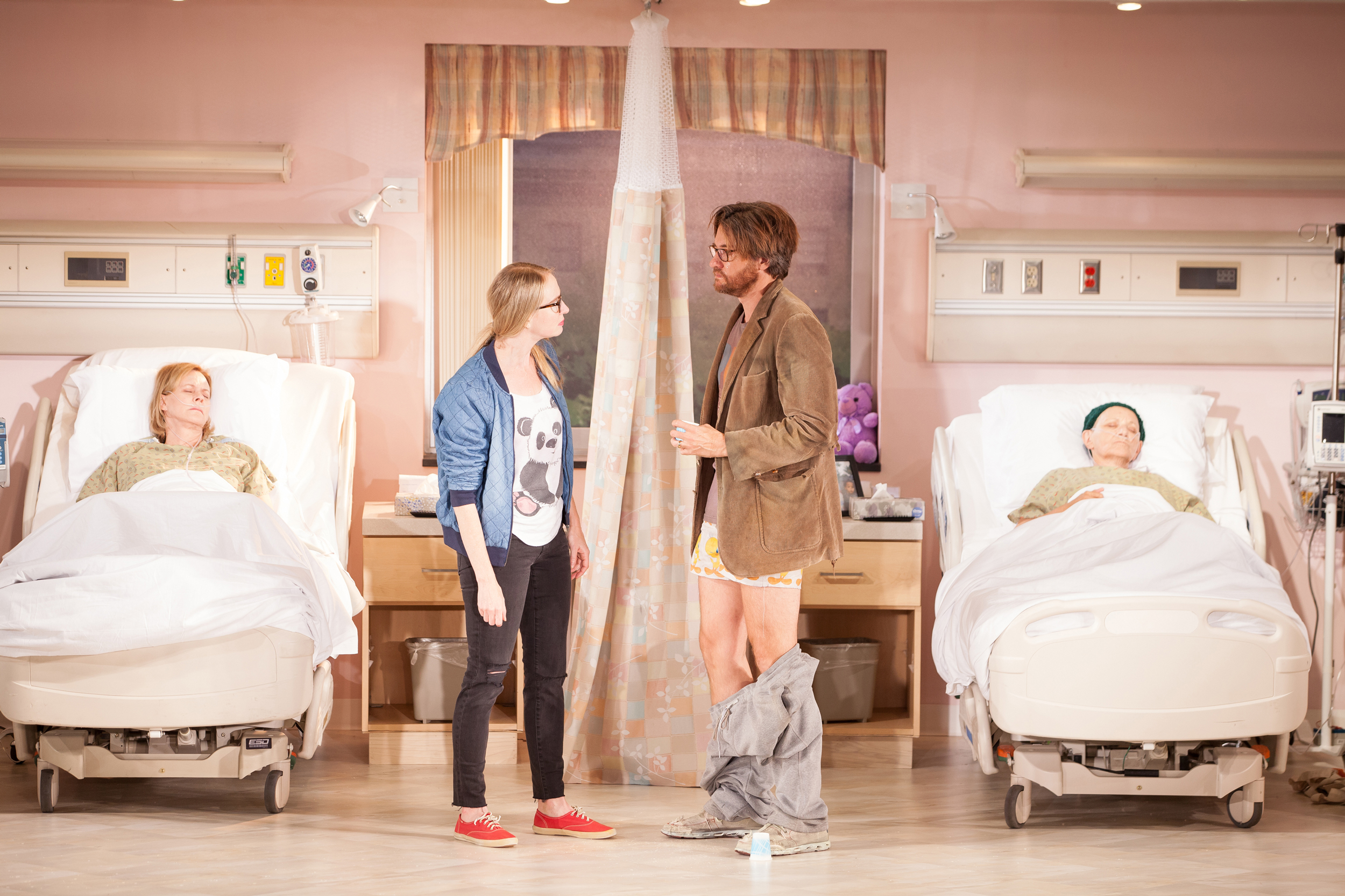 Theater Review: A FUNNY THING HAPPENED ON THE WAY TO THE