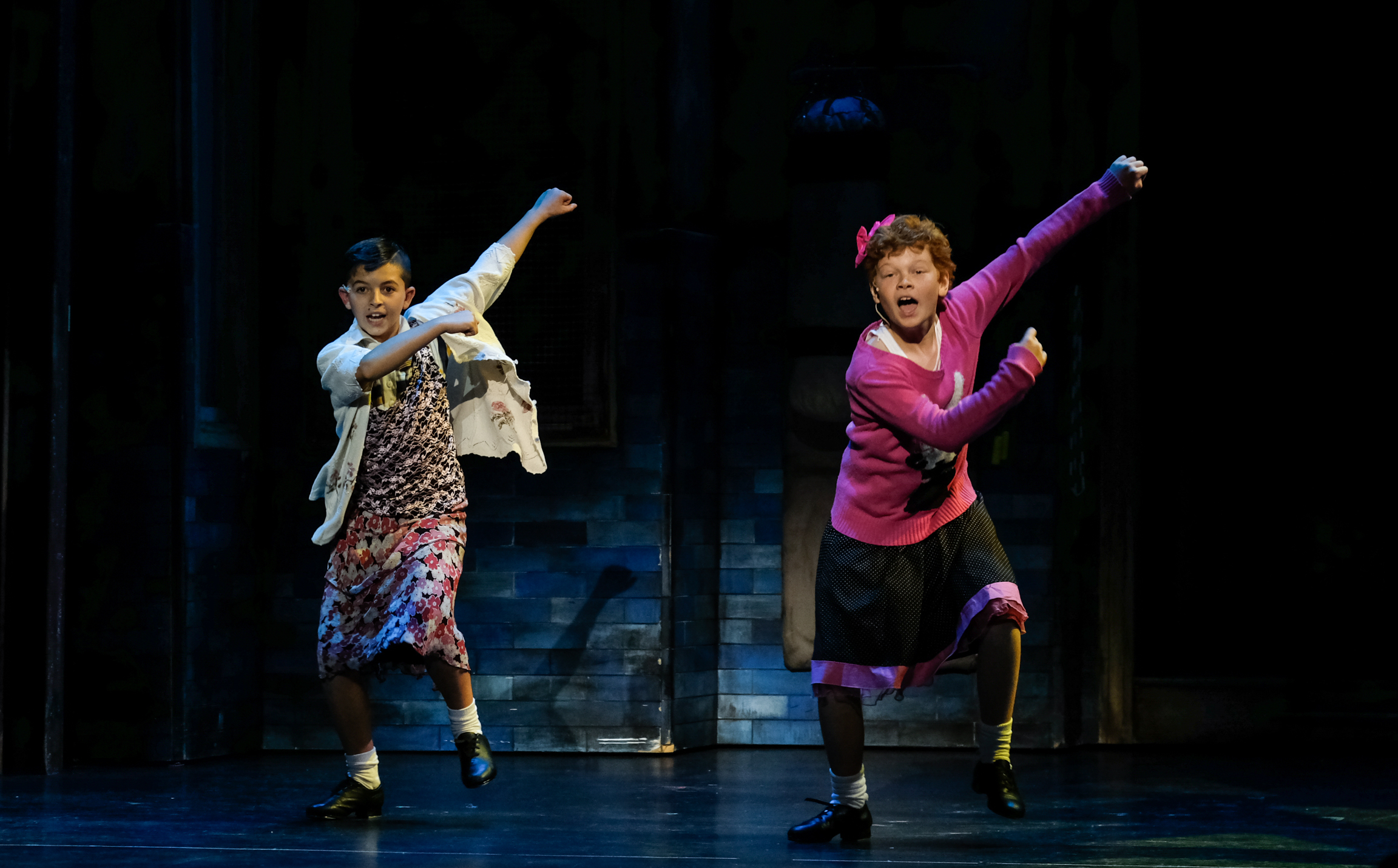 billy elliot musical theatre michael sdmt san diego charlie theater garton yourself express flash production meet jacques ken ballet california