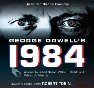 Post image for Chicago Theater Review: 1984 (AstonRep Theatre Company at The Raven Theatre)