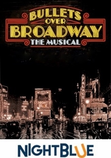 Post image for Chicago Theater Review: BULLETS OVER BROADWAY (NightBlue Performing Arts Company at Stage 773)