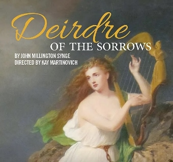 Post image for Chicago Theater Review: DEIRDRE OF THE SORROWS (City Lit at Edgewater Presbyterian Church)