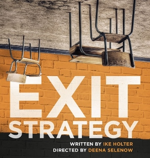 Post image for Los Angeles Theater Review: EXIT STRATEGY (The Los Angeles LGBT Center's Davidson/Valentini Theatre)