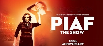 Post image for Theater Tour Review: PIAF! THE SHOW (global tour at the Athenaeum Theatre in Chicago)