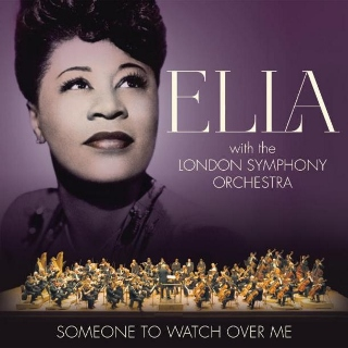 Post image for CD Review: SOMEONE TO WATCH OVER ME: Ella Fitzgerald with the London Symphony Orchestra (Verve)
