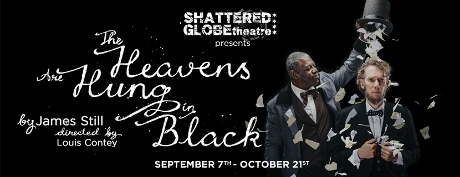Post image for Chicago Theater Review: THE HEAVENS ARE HUNG IN BLACK (Shattered Globe Theatre)