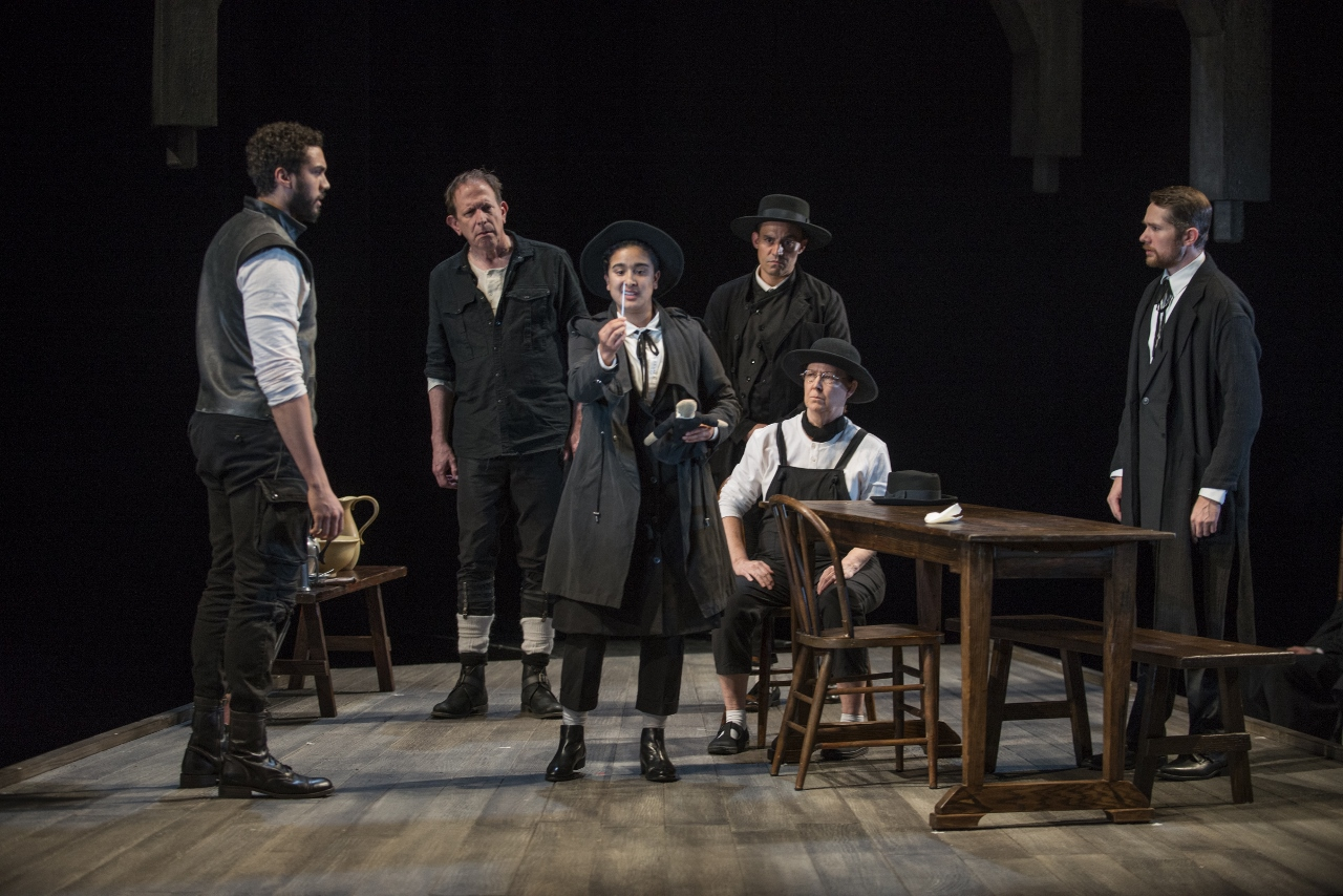 false accusations fly around town in the crucible by arthur miller Category the crucible post navigation in his autobiography timebends, arthur miller tells us that he has know about the witchcraft phenomenon at salem since his college days rumors of witchcraft fly, and abigail tries to use the town's fear to her advantage.