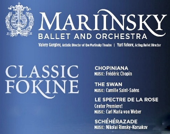 Post image for Dance Tour Preview: MARIINSKY BALLET AND ORCHESTRA (All-Fokine program at Segerstrom Hall in Costa Mesa)