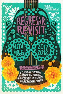 Post image for Chicago Music Review: REGRESAR/REVISIT: A DÍA DE LOS MUERTOS CELEBRATION (Chicago Sinfonietta)