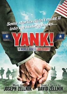 Post image for Chicago Theater Review: YANK! A WWII LOVE STORY (Pride Films and Plays at the Pride Arts Center)