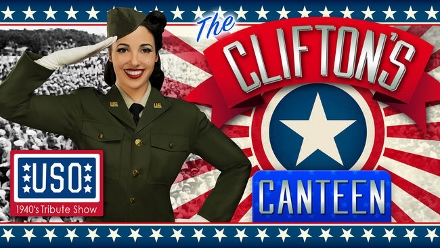 Post image for Los Angeles Event Review: THE CLIFTON'S CANTEEN (Clifton's Republic)