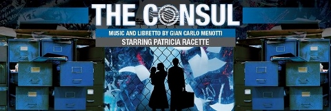 Post image for Chicago Opera Review: THE CONSUL (Chicago Opera Theater at the Studebaker Theater)
