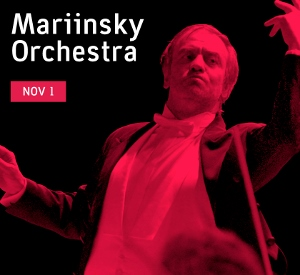 Post image for Music Preview: MARIINSKY ORCHESTRA (North American tour with Valery Gergiev at Disney Hall)