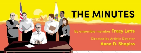 Post image for Chicago Theater Review: THE MINUTES (Steppenwolf)