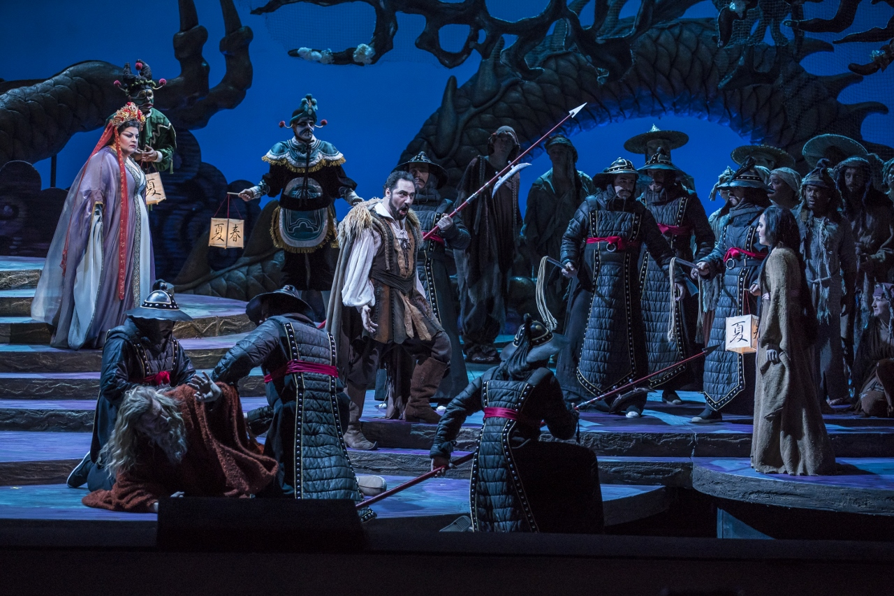 opera turandot 'turandot' includes one of opera's most famous arias, nessun dorma this work  has its roots in persian epic poetry and was incomplete when.