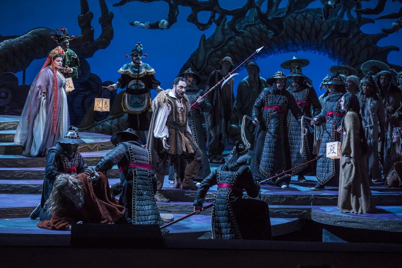 Turandot Opera