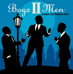 Post image for CD Review: UNDER THE STREETLIGHT (Boyz II Men on Sony Masterworks)