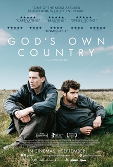Post image for Film Review: GOD'S OWN COUNTRY (directed by Francis Lee)