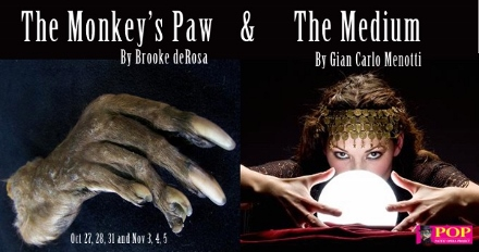 Post image for Los Angeles Opera Photo Preview: THE MEDIUM & THE MONKEY'S PAW (Pacific Opera Project)