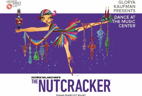 Post image for Dance Preview: GEORGE BALANCHINE'S THE NUTCRACKER (Miami City Ballet at the Dorothy Chandler Pavilion)