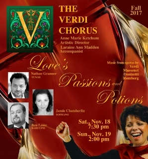 Post image for Los Angeles Music Preview: LOVE'S PASSIONS AND POTIONS (The Verdi Chorus in Santa Monica)