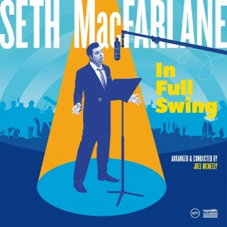 Post image for CD Review: IN FULL SWING (Seth MacFarlane)