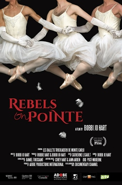 Post image for Film Review: REBELS ON POINTE (directed by Bobbi Jo Hart)