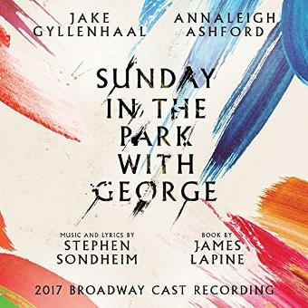 Post image for CD Review: SUNDAY IN THE PARK WITH GEORGE (2017 Broadway Cast Recording)