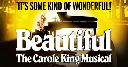 Post image for Theater Review: BEAUTIFUL: THE CAROLE KING MUSICAL (National Tour)