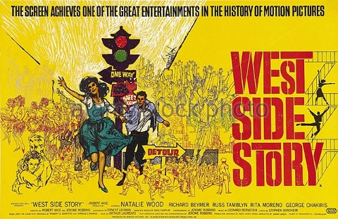 Post image for Los Angeles Music Review: WEST SIDE STORY: FILM WITH LIVE ORCHESTRA (LA Phil's BERNSTEIN 100)