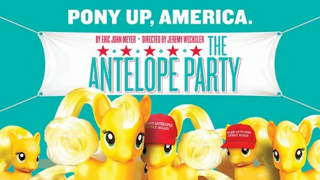 Post image for Chicago Theater Review: THE ANTELOPE PARTY (Theater Wit)