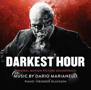 Post image for CD Review: DARKEST HOUR (Soundtrack by Dario Marianelli)