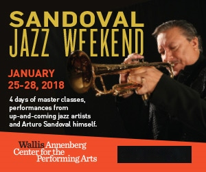 Post image for Los Angeles Music Preview: ARTURO SANDOVAL JAZZ WEEKEND (The Wallis in Beverly Hills)
