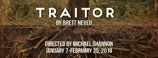 Post image for Chicago Theater Review: TRAITOR (A Red Orchid)
