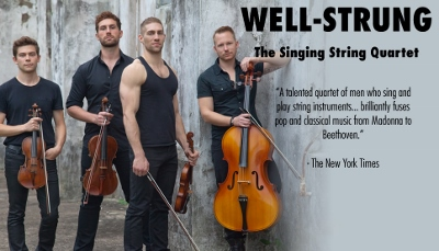 Post image for Music Preview: WELL-STRUNG (National Tour)
