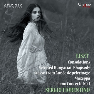 Post image for CD Review: FIORENTINO PLAYS LISZT: Selections (Sergio Fiorentino)