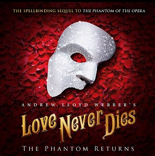 Post image for Theater Review: LOVE NEVER DIES (National Tour at the Cadillac Palace Theatre in Chicago)