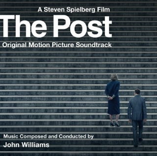 Post image for CD Review: THE POST (Original Soundtrack by John Williams)