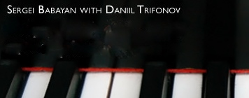 Post image for Los Angeles Music Review: DANIIL TRIFONOV & SERGEI BABAYAN (Two-Piano Recital at Disney Hall)