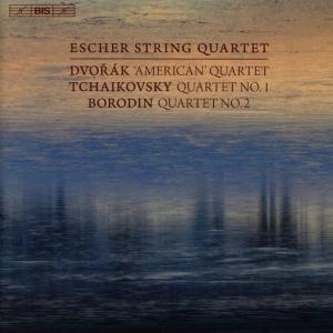 Post image for CD Review: ESCHER STRING QUARTET (Dvořák, Tchaikovsky, Borodin)