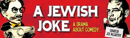 Post image for San Diego Theater Review: A JEWISH JOKE (The Roustabouts Theatre Co. at MOXIE Theatre)