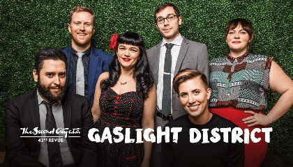 Post image for Chicago Theater Review: GASLIGHT DISTRICT (The Second City e.t.c.'s 42nd Revue at Piper's Alley)