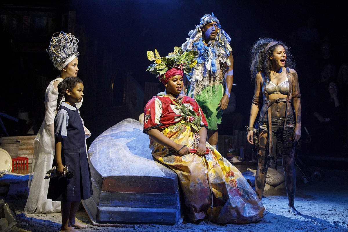 CD Review: ONCE ON THIS ISLAND (New Broadway Cast Recording)