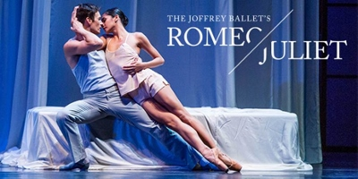Post image for Dance Review: ROMEO AND JULIET (Joffrey Ballet)