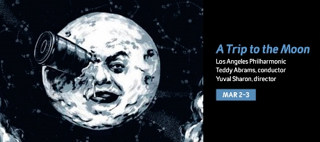 Post image for Los Angeles Music Review: A TRIP TO THE MOON & THE PLANETS (Teddy Abrams and the LA Phil)