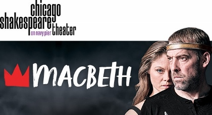 Post image for Theatre Review: MACBETH (adapted and directed by Aaron Posner and Teller at Chicago Shakespeare)
